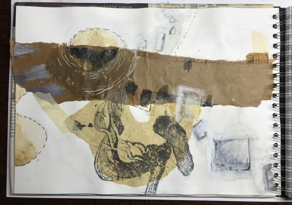 Brownpaperroad - ein Künstlerbuch